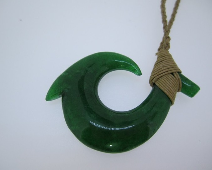 Hawaiian Jade necklace